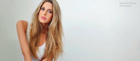 Johana, la hermosa Miss Uruguay