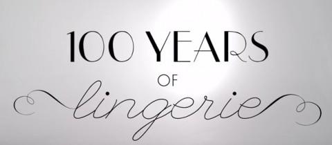 100 años de lencería en 3 minutos